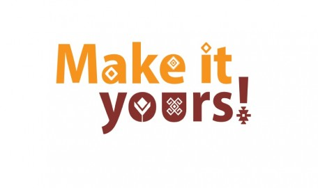 make it yours logotype