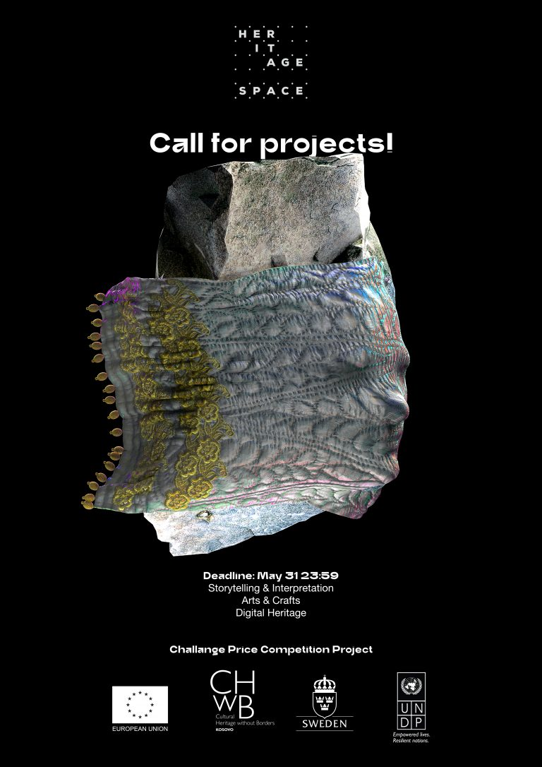 CALL FOR PROJECTS – HERITAGE SPACE IV