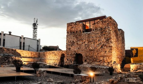 Preservation and protection of the Vushtrri/Vučitrn Castle